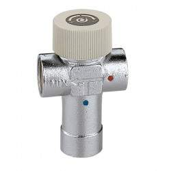 Adjustable thermostatic...