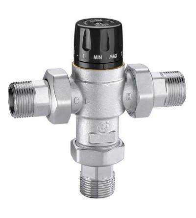 Mezclador termostático regulable caleffi 5219