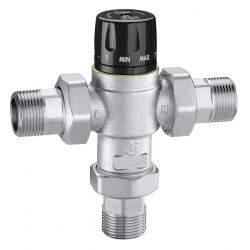 Tempering adjustable valve...