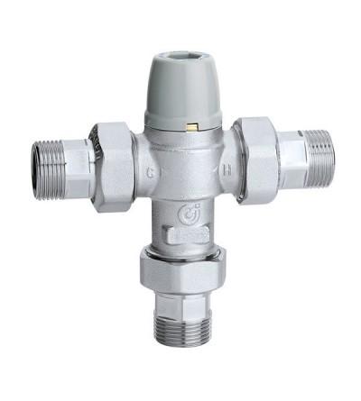 Mezclador termostático regulable caleffi 5213
