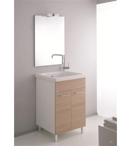 washing-trough cabinet corallo 60x50 elle emme ci