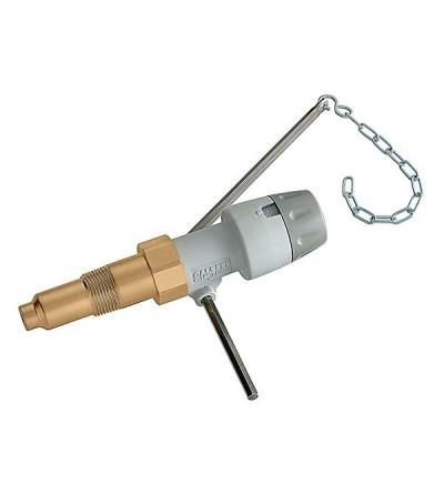 Regulador de tiro caleffi 529150