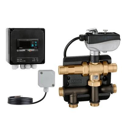 HYBRICAL® - Gruppo di integrazione tra pompa di calore e caldaia caleffi 106160