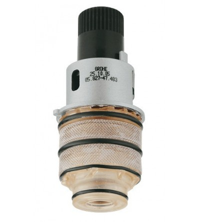 47483 Thermostatic compact cartridge 3/4inch GROHE