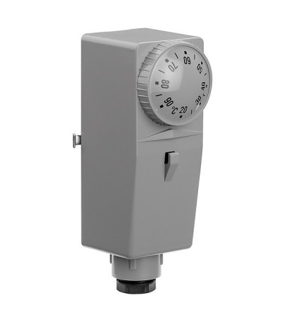Adjustable contact thermostat caleffi 621