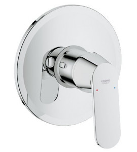 Built-in shower mixer eurosmart cosmopolitan grohe 32880000