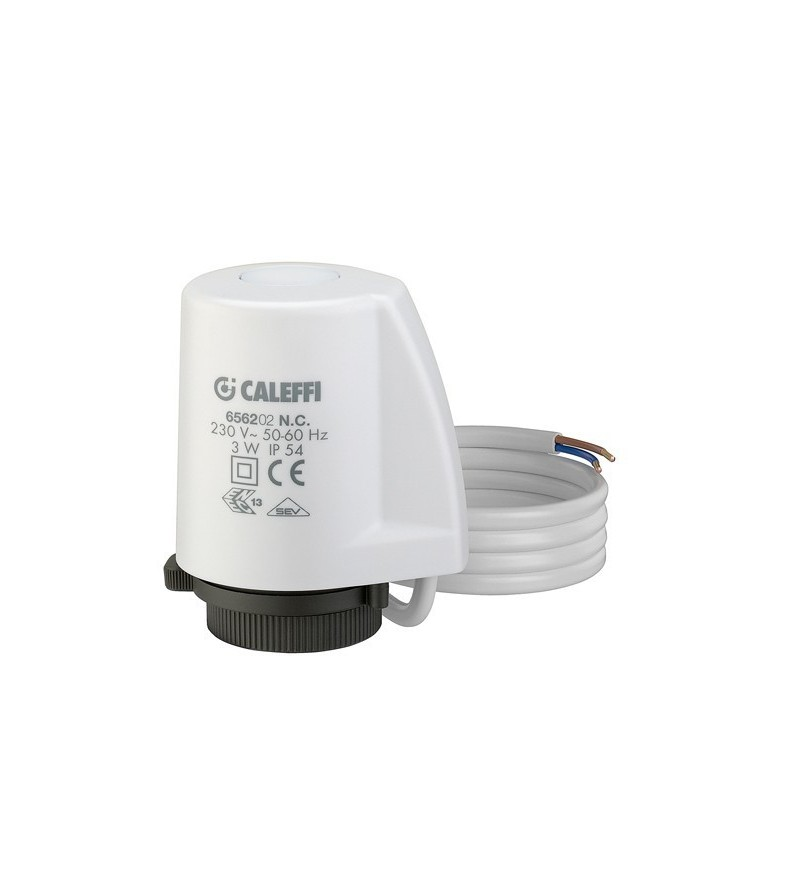 Thermo-electric actuator...