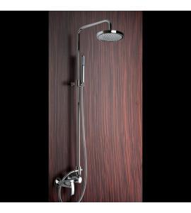 Colonne avec mitigeur de douche externe Hego IOTONDO IO00009A10