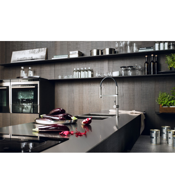 Nobili rubinetteria move - Miscelatore lavello cucina ...