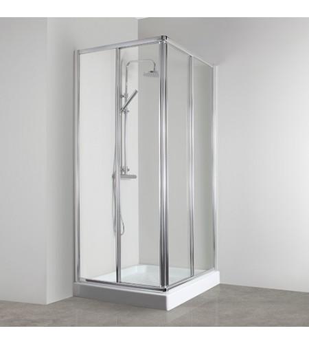 Glass Box Doccia.Box Doccia Angolo Confort Tda