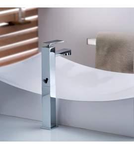 Miscelatore lavabo monocomando corpo alto Hego PASOL 0PA00488AII