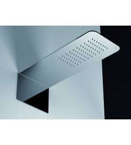 Shower head rectangular nuovaosmo street SSZ168