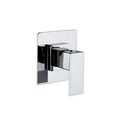 bath and shower mixer for concealed installation Gioira&Redi Emozioni 2307