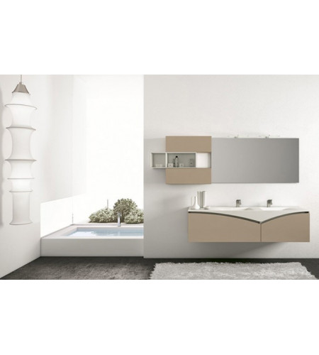 Mobile bagno 2 lavabi BMT FLY 2