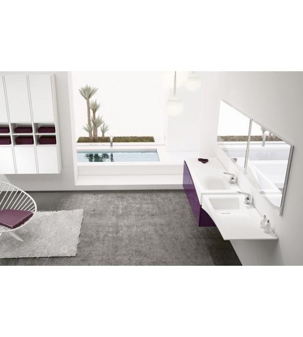 Mobile bmt fly miglior prezzo - Mobile bagno 2 lavabi ...