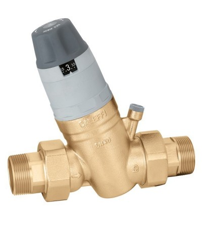 Pressure reducing valve caleffi 535070