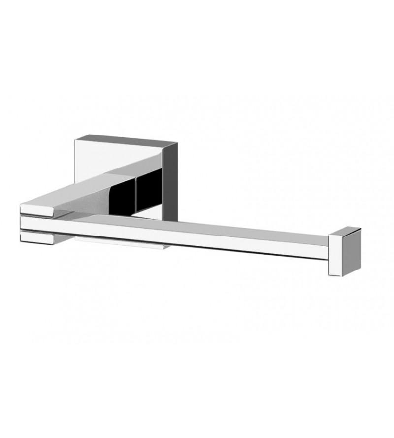 Porta rotolo fissaggio a parete Pollini Acqua Design 1204