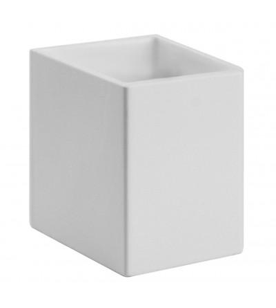 STANDING CERAMIC HOLDER POLLINI ACQUA DESIGN EBOX1401A9