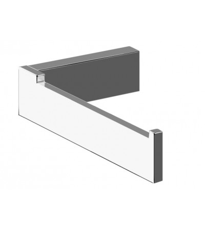 Porta rollo de pared pollini acqua design ebox 1404