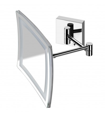 MAGNIFYING MIRROR POLLINI ACQUA DESIGN EBOX33A