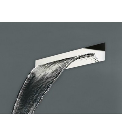 WATERFALL WALL-MOUNTED SPOUT POLLINI ACQUA DESIGN 7012