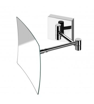 miroir agrandisseur 2X Pollini acqua design ebox 31A