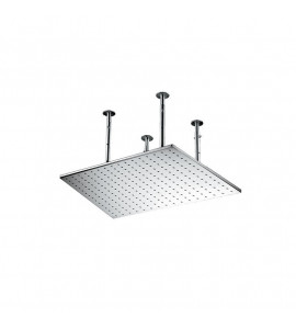 SQUARE CEILING SHOWERHEAD COLORTHERAPY POLLINI ACQUA DESIGN EBOX50021