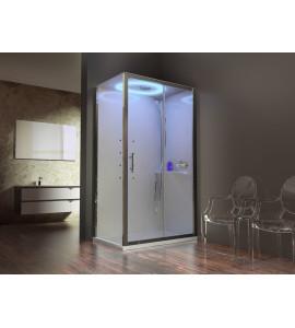 cabina doccia multifunzione NOVELLINI EON 2P120X80/90