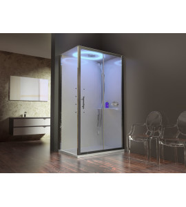 multifunction shower cubicle NOVELLINI EON 2P120X80