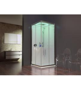 Cabines de douche accès d'angle Novellini Eon A80 A90