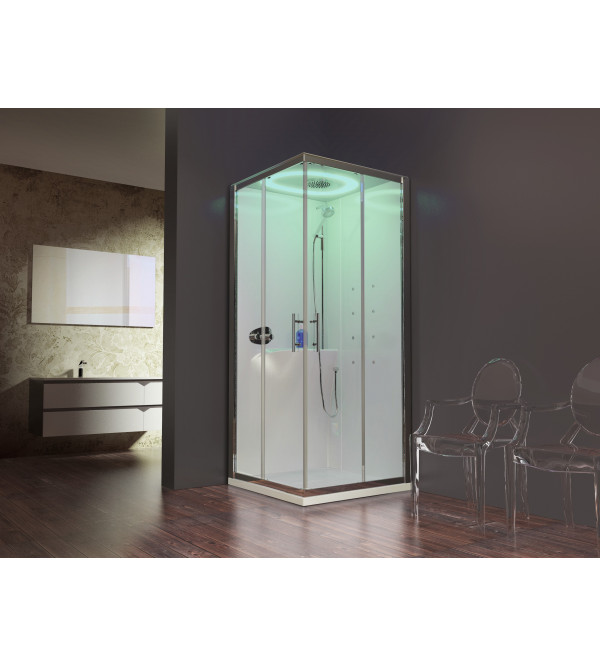 cabina doccia multifunzione Novellini Eon A80 A90 - Rubinetteria Shop