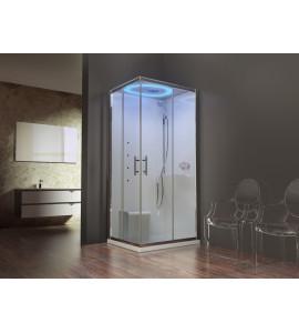 cabina doccia multifunzione NOVELLINI EON A 100X80