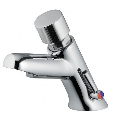 self closing basin mixer timing Idral 08512F