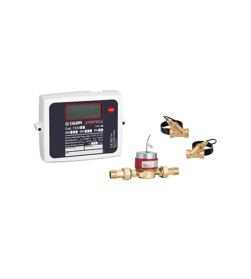 Direct heat meter CONTECA®...