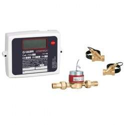 Direct heat meter for zone...