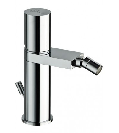 Single lever bidet mixer pollini acqua design POINT 372A