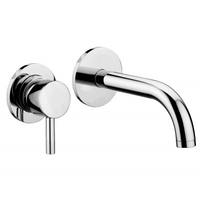 concealed single lever basin mixer Paffoni STICK SK006 / SK007