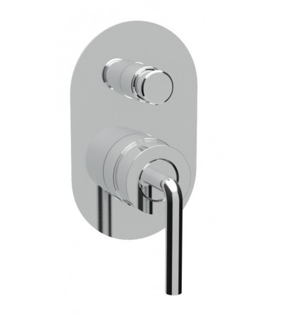 CONCEALED BATH/SHOWER MIXER - Chrome - Teorema LILLO art 98010