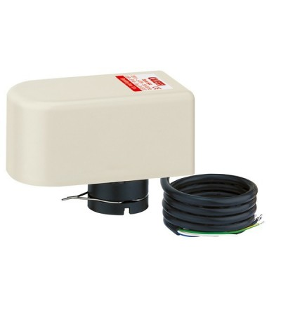 3-contact control spare actuator for motorised ball valves caleffi 644012