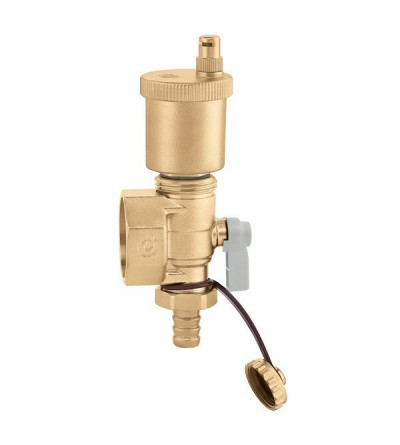 Flow end fitting caleffi 599674