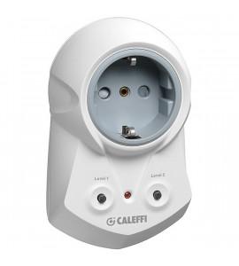 Répétiteur sans fil de signal de 1er et 2ème niveau pour prise électrique caleffi 210011