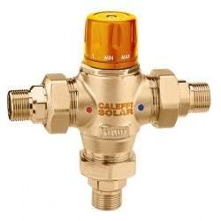 Thermostatic mixing valve...