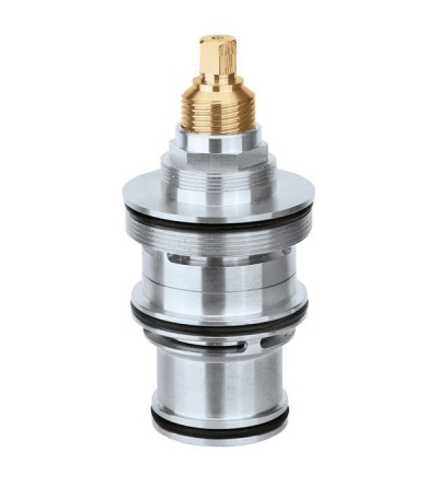 Spare cartridge. For thermostatic mixing valves caleffi 2523