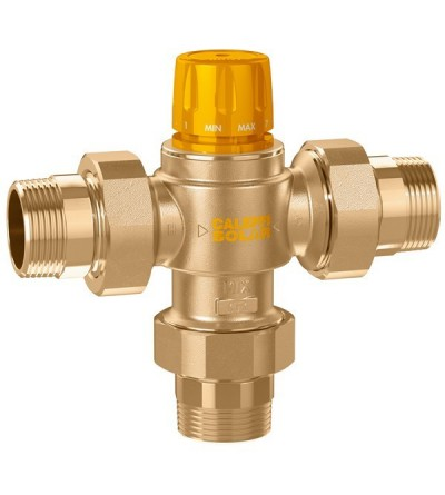 Thermostatic mixing valve caleffi 2521