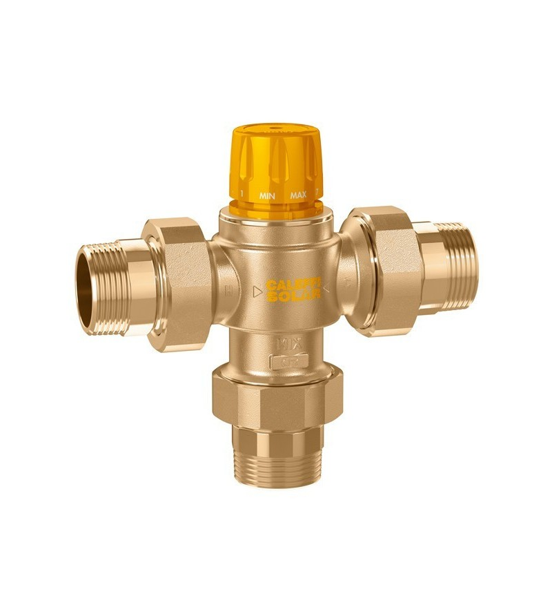 Thermostatic mixing valve caleffi 2521