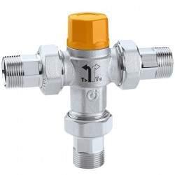 Thermostatic diverter valve...