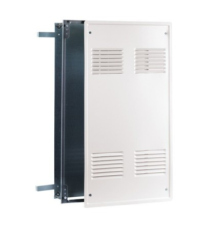 Recessed inspection wall box with frame caleffi 5891