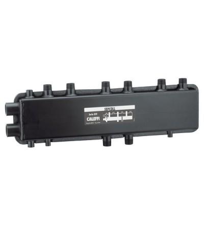 SEPCOLL - Séparateur hydraulique-collecteur. 3+1caleffi 559031