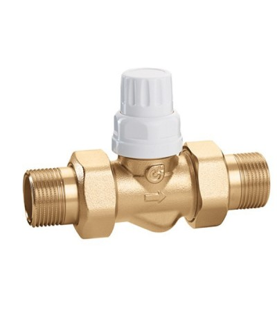 Two-way zone valve caleffi 676