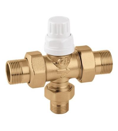 Three-way zone valve caleffi 677